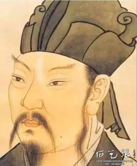 柳宗元画像