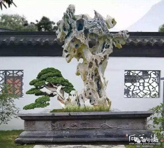 浙江太湖石