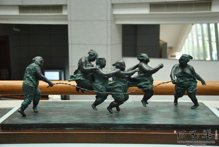 肥女人系列雕塑