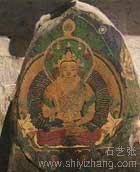 玛尼石刻文化艺术之佛像