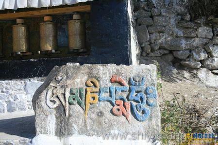 玛尼石刻文化艺术