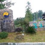 丹江口湿地公园《沧浪洲》刻字
